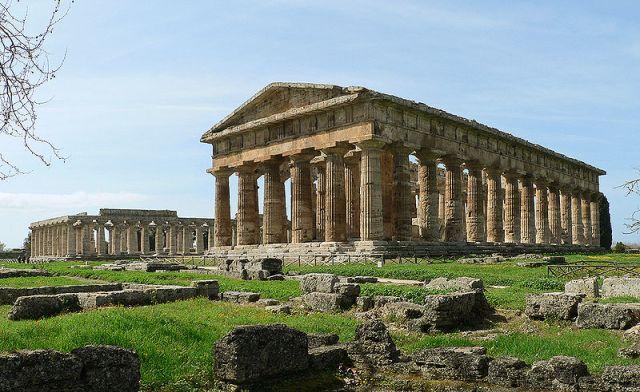Hera origineel paestum